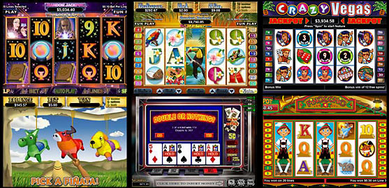 vgt slot machines strategies