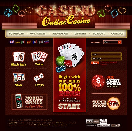 casino crown slot machine