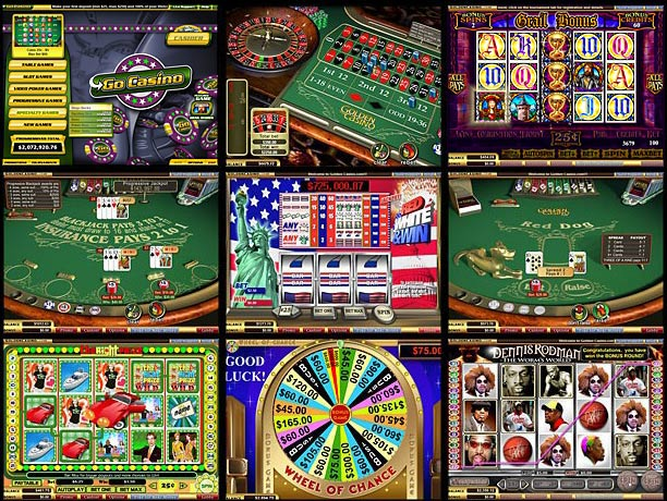 play video slots for free online