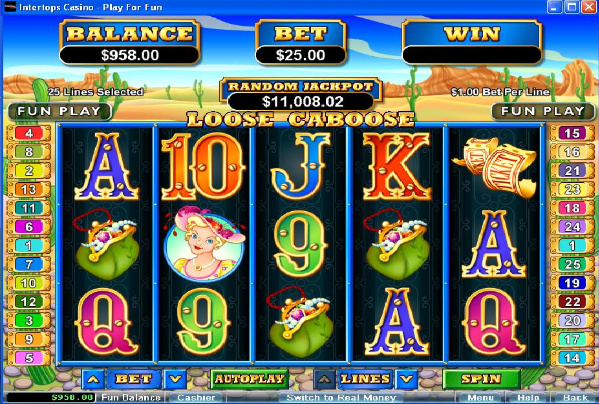 free casino slot machine games 4 u