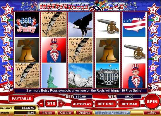 free slots for real money usa