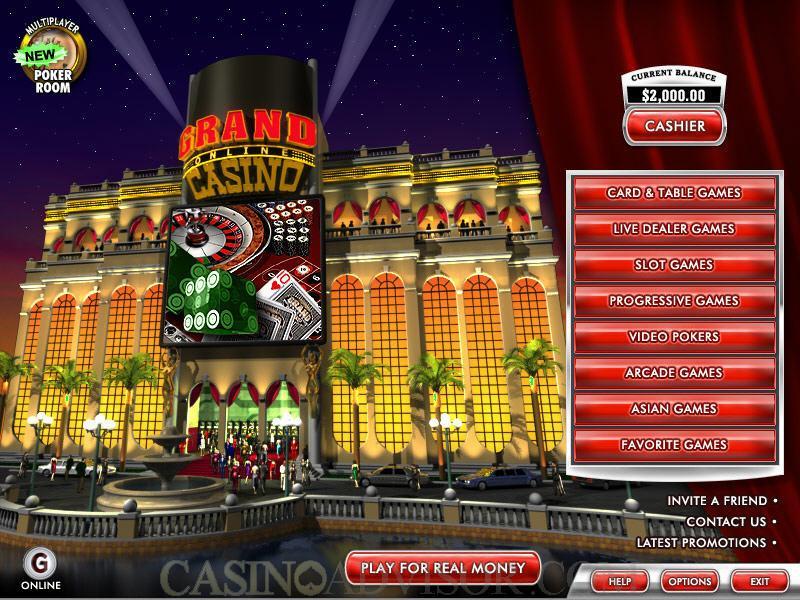 ganagoque casino Casino