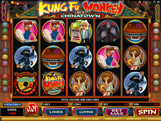own online casino free